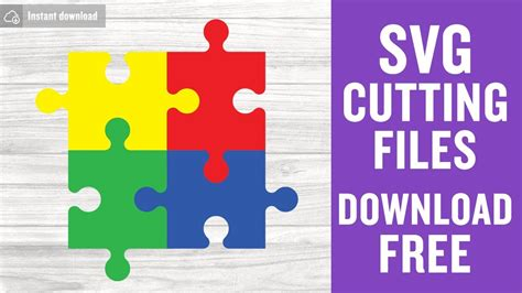 I've put together an awesome collection of my favorite svgs, designers, & crafters (including two martha stewart american made. Autism Svg Free Cutting Files for Cricut Free Download ...