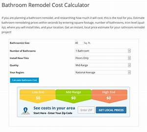 How much does it cost to remodel a bathroom ace home for How much does a complete bathroom remodel cost