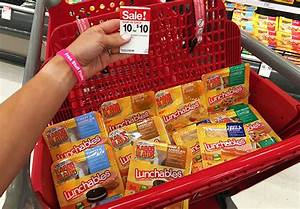 target oscar mayer lunchables just 1 regularly 1 79