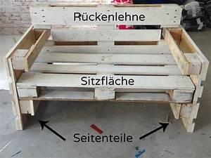 Europaletten Möbel Anleitung : m bel aus paletten bauen anleitung pallar ~ Markanthonyermac.com Haus und Dekorationen