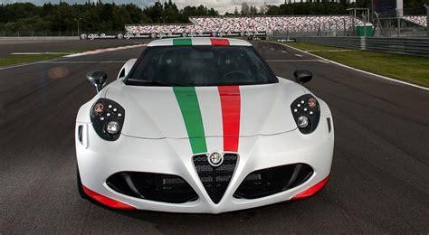 Alfa Romeo To Remain A Solely Italianmade Brand Photos