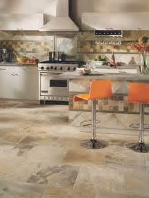 ceramic tile kitchen floor ideas tile flooring in the kitchen hgtv