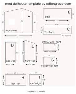 Simple Plans To Build A Dollhouse Placement by 25 Best Ideas About Doll House Plans On Diy