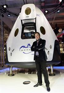 Mars Ahead? SpaceX Unveils Dragon V2 Capsule for Astronaut ...
