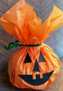 25, Easy, Diy, Paper, Pumpkin, Craft, Ideas