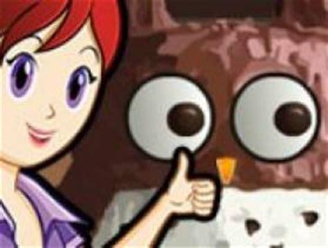 jeu de cuisine ecole de gratuit jeu ecole de cuisine de gâteau hibou sur jeux com