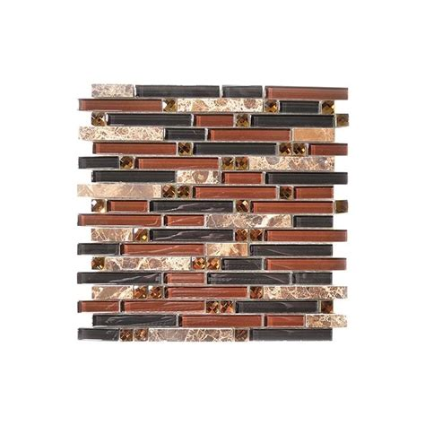 glazzio tile symphony series buy glass tile symphony wooden chant sps 1503