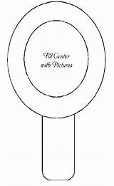 Mirror Mirrors Template Held Preschool Templates Drawing Cf2 Rackcdn R12 Coloring Glass Sheet sketch template