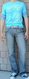 Light Blue Graphic Tee Blue Long Sleeve T-Shirt Gray ...