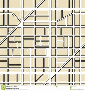 28 Blank City Map Template