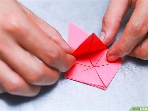 Como Fazer Um Lírio De Origami