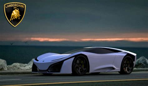 Lamborghini Madura  Futuristic Design Concept For The