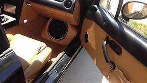 Mazda Miata Custom Subwoofer Enclosure