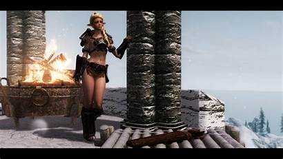 Armor Nord Ancient Bodyslide Hdt Loverslab Skyrim