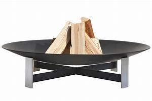 feuerstelle 80cm woodsteel schone dinge fur haus und With feuerstelle garten mit balkon bank 100 cm