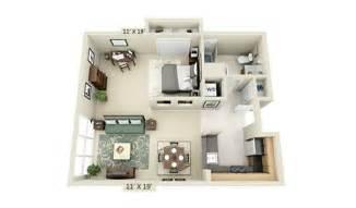 4 Bedroom For Rent Near Me by Planos De Apartamentos Peque 241 Os De Un Dormitorio Dise 241 Os