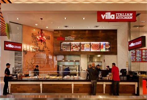 kitchen island units 34 villa kitchen restaurants now open in malls