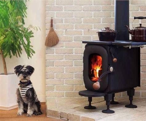 gorgeous award winning japanese wood stove  called