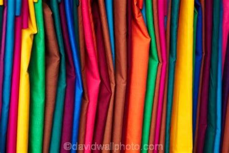 brightly coloured material  suva flea market suva viti