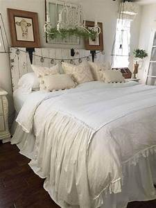 Layered, White, Bedding, With, Textured, Pillows, U2013, Home, And, Apartment, Ideas