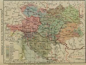 Austria-Hungary Map Race