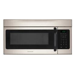 frigidaire ffcm0724lb 700 watt counter top microwave frigidaire microwaves sears