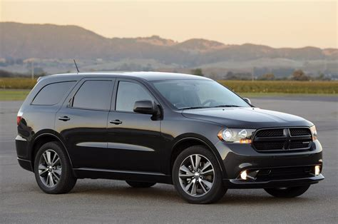 2018 Dodge Durango Review Specification