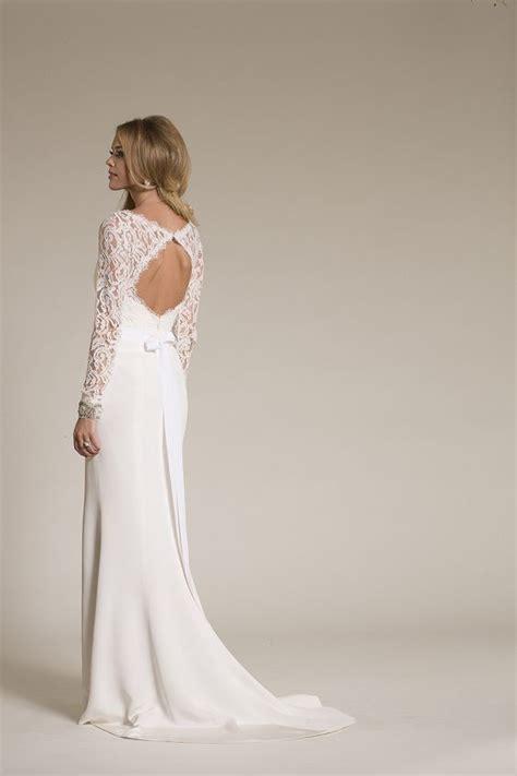 lacey long sleeves  dreamiest wedding dresses