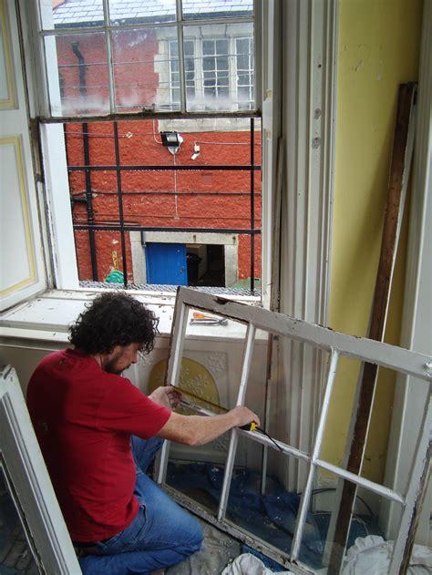 services dublin sash window restoration