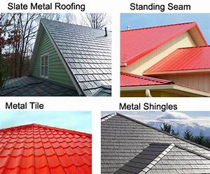 metal vs shingle roofing comparing the cost hometown With different types of metal siding