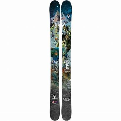 Icelantic Nomad Skis Gear