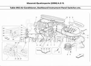 Buy Original Maserati Quattroporte  2006  4 2 F1 092 Air