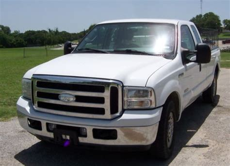 Buy Used 2007 Ford F250 Super Duty Xlt Super Cab With 6.0