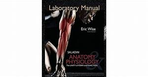 Laboratory Manual For Anatomy  U0026 Physiology  The Unity Of