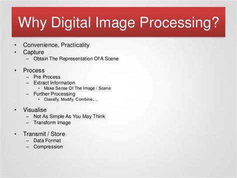Digital Image Processing Digital Image Processing
