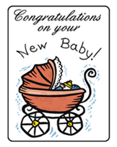 congratulations card for new baby template free printable baby greeting cards