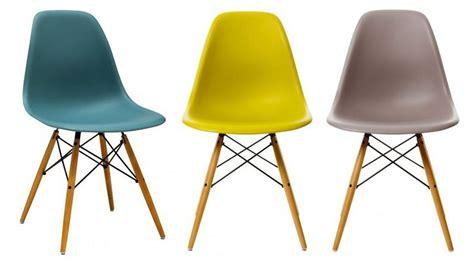 chaise bureau eames chaises eames pas cher
