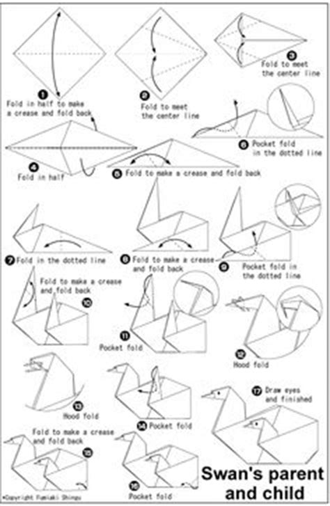 Images About Origami Pinterest Swan