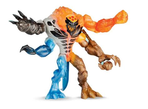 Ultimate Elementor (action Figure)  Max Steel, Action