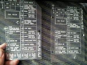 90 91 Civic Crx Under Dash Fuse Box Diagrams  U2013 Best