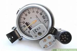 Quick Car Tachometer Wiring