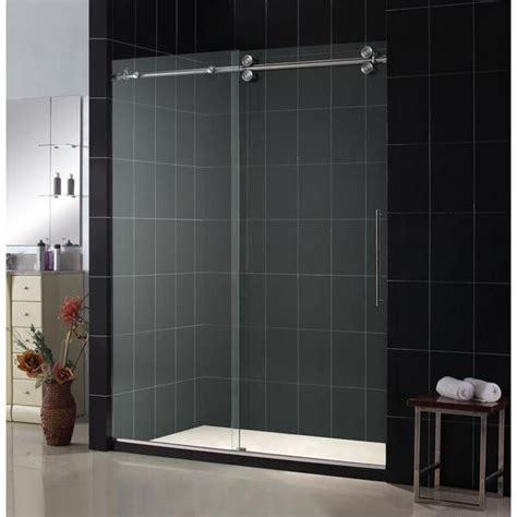 sliding glass shower doors images  pinterest