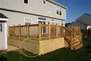 how to install floor joists and deck boards how to diy