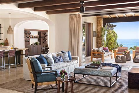 home interior decordemon a beachfront mediterranean style villa in cabo