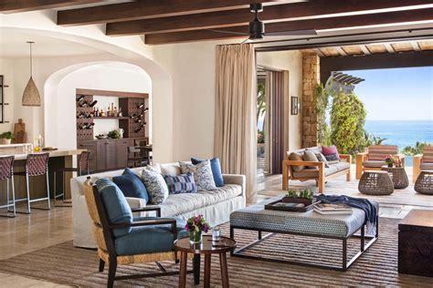 design home interiors decordemon a beachfront mediterranean style villa in cabo