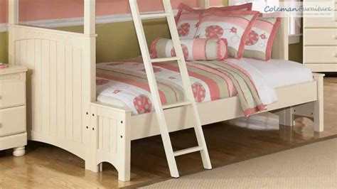 shabby chic bedroom decorating ideas cottage retreat bunk bedroom collection from signature