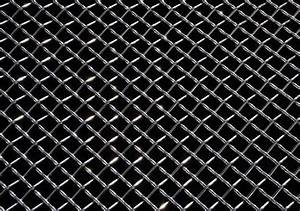 Trex 54009  Polished Stainless Steel Mesh Grille Material