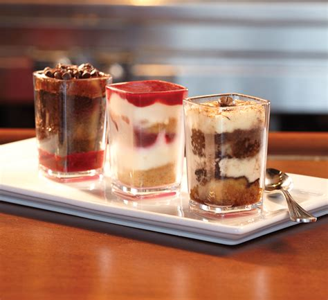 dessert in a glass which dessert should i get the cambro blog