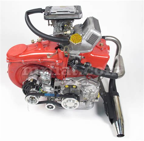 Fiat Abarth Engine by Fiat 500 695cc Abarth Sport Engine Complete New