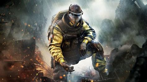 Rainbow Six Siege 4k Wallpaper The Next Two Rainbow Six Siege Operators Are Packing Some Powerful Gadgets